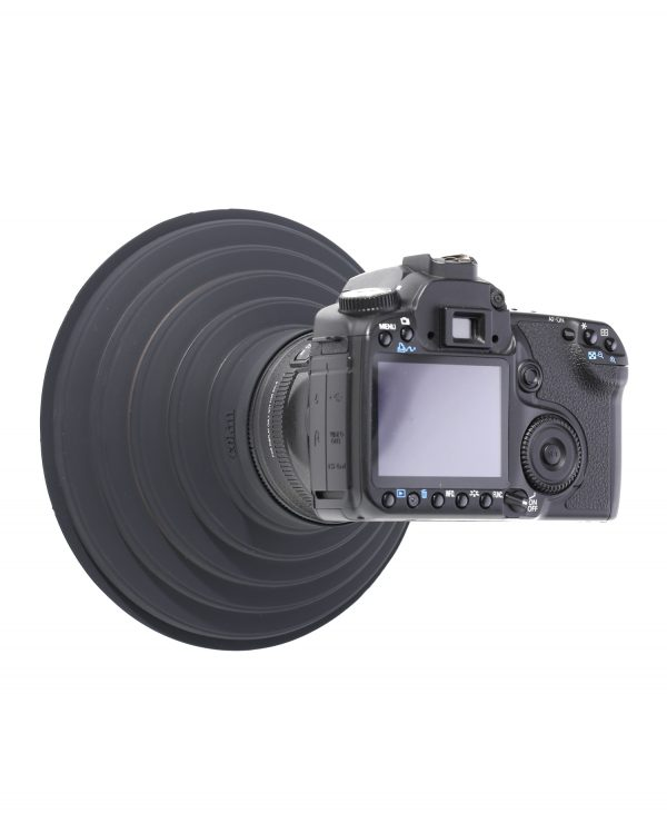Lens Hood GZ-19010B (For 50mm-70mm lenses)